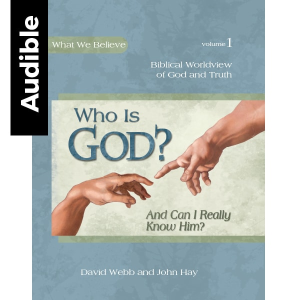 Who Is God? Audiobook on Audible™ | Apologia